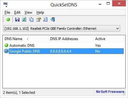 doi DNS Bong88 buoc 6