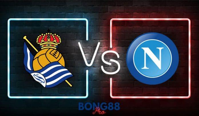 Nhận định Real Sociedad vs Napoli