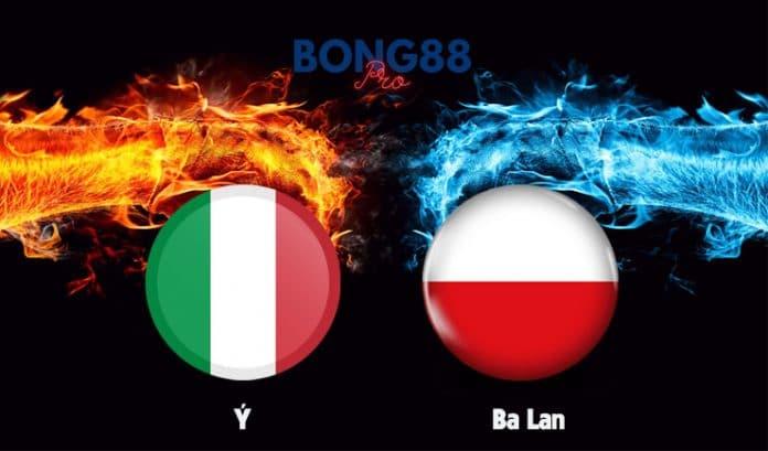 Nhận định Ý vs Ba Lan