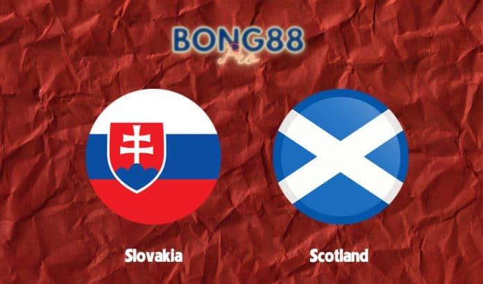 Nhận định Slovakia vs Scotland