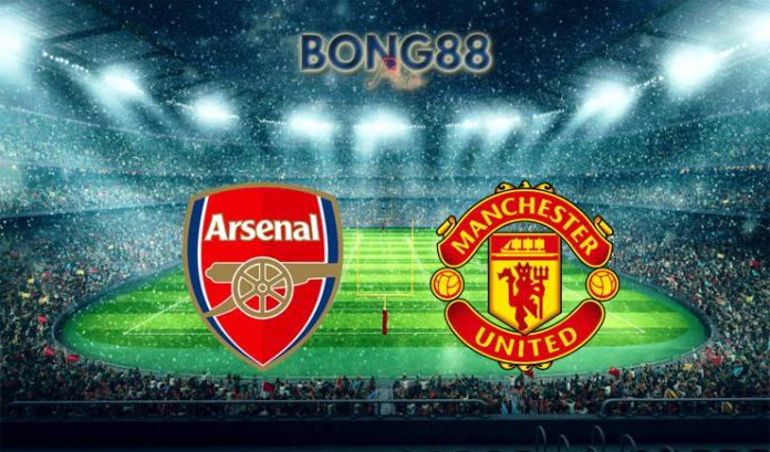 Soi kèo Arsenal vs Manchester United