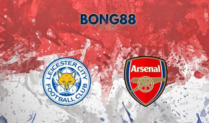 Nhận định Leicester City vs Arsenal