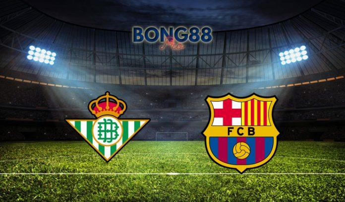 Soi kèo Real Betis vs Barcelona
