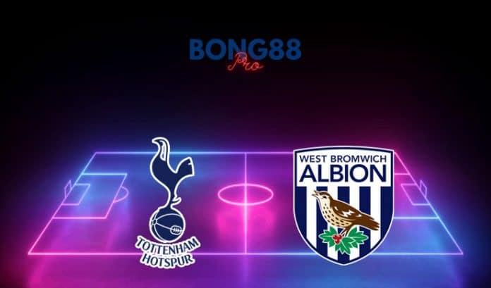 Soi kèo Tottenham vs West Brom