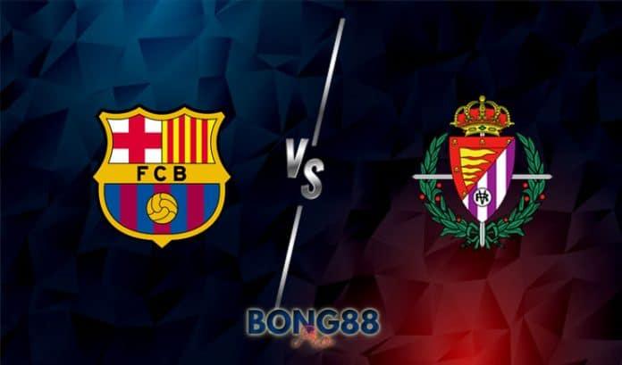 Soi kèo Barcelona vs Real Valladolid