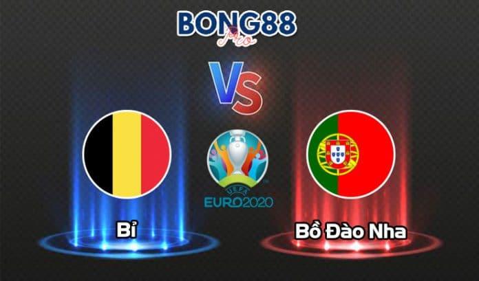 Soi kèo Bỉ vs Bồ Đào Nha 28/06/2021