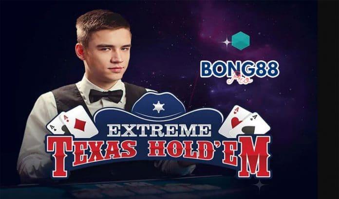 Cách chơi Extreme Texas Hold'em Poker