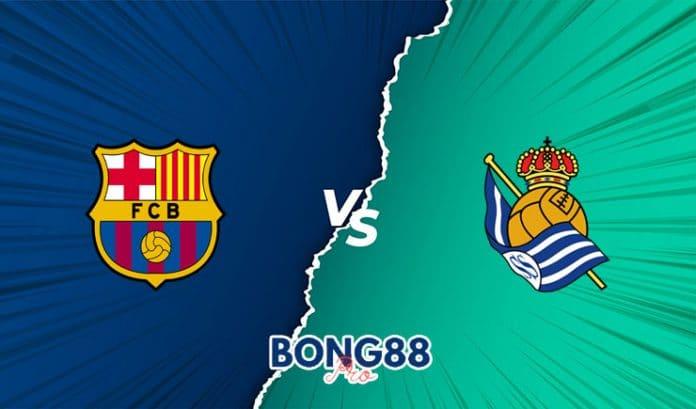 Soi kèo Barcelona vs Real Sociedad 16/08/2021