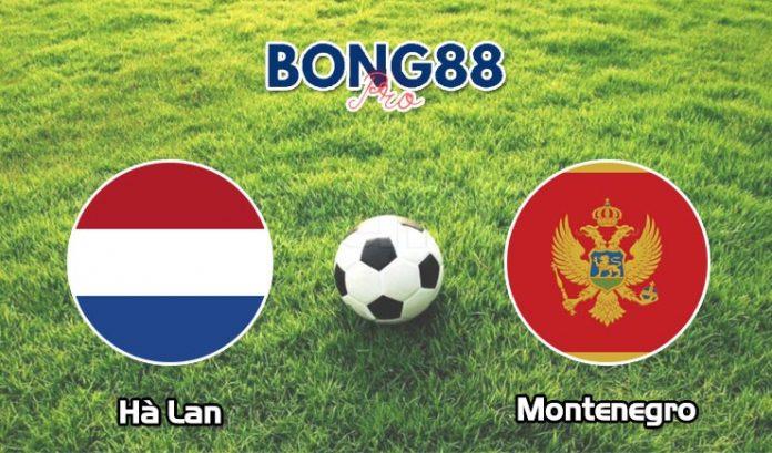 Soi kèo Hà Lan vs Montenegro 05/09/2021